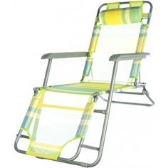 Кресло-шезлонг кемпинг бриз ck-056