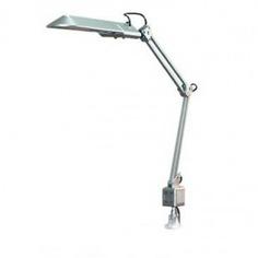 Настольная лампа camelion kd-017c серебро, 3280