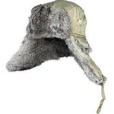 Шапка-ушанка norfin ardent оливковая, р.l
