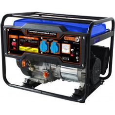Бензиновый генератор спец sb-2700