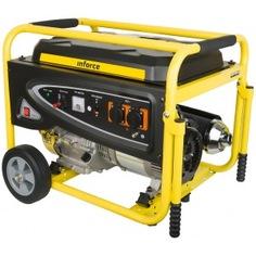 Бензиновый генератор inforce in5500 04-03-04