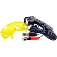 Ультрафиолетовый фонарь и очки для поиска утечек фреона мастак 105-70000