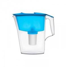 Водоочиститель кувшин аквафор стандарт голубой
