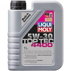 Нс-синтетическое моторное масло liqui moly top tec 4400 5w-30 c4 1л 2319