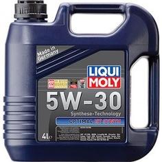 Нс-синтетическое моторное масло liqui moly optimal ht synth 5w-30 a3/b4 4л 39001