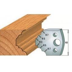 Комплект из 2-х ножей sp (40x4 мм) cmt 690.021