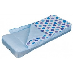 Кровать-спальник relax air bed with sleeping bag jl027233npf