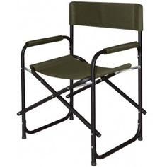 Складной стул с подлокотниками greenell fc-17 r22 95859-502-00