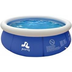 Бассейн jilong prompt set pools 300gal 300х76см круглый 10202eu