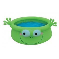 Бассейн надувной jilong frog 175х62см 17398