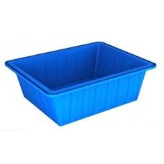 Ванна экопром к 900 синяя 132.0900.601.0
