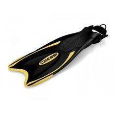 Ласты cressi-sub palau черный/желтый, р.32-35 ca115132