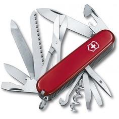 Швейцарский нож красный victorinox ranger 1.3763