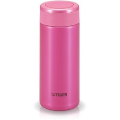 Термос tiger 0.36 л, розовый mmw-a036 pr