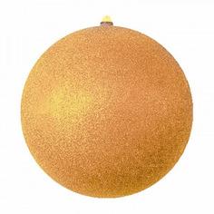 Елочные фигуры neon-night шар 20 см, золотые, 4шт. 502-131