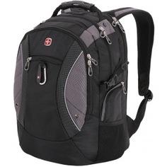 Рюкзак wenger neo черный/серый 1015215