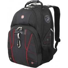 Рюкзак wenger чёрный/красный 6939201408