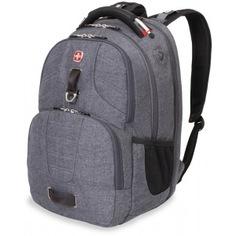 Рюкзак wenger grey heather серый 5903401416
