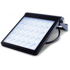 Светодиодный прожектор ecowatt flp-030-5k smd 30w 2100лм 5000k ip65 черный 4606400001300