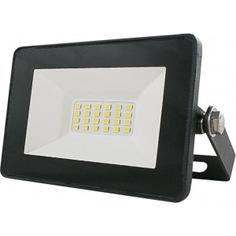 Светодиодный энергосберегающий плоский прожектор союз sflsled-dob-20-865-bl-ip65 1287