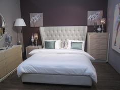 """Кровать с решеткой """"Mestre"""" Fratelli Barri"""