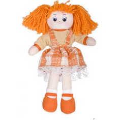Gulliver Кукла Апельсинка в клетчатом платье 30см 30-11BAC3498
