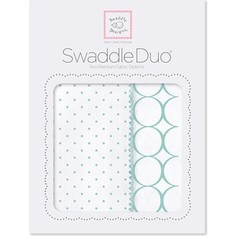 Набор пеленок SwaddleDesigns Swaddle Duo SC Classic (SD-186SC)