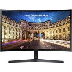 Монитор Samsung C27F396FHI (390FHIX)