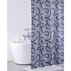 Штора для ванной IDDIS Flower Lace 200x200 см (410P20RI11)
