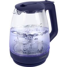 Чайник электрический Lumme LU-140 синий сапфир