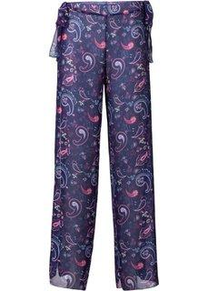 Пляжные брюки (синий) Bonprix