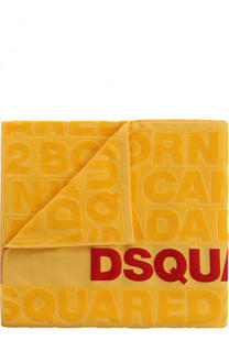 Пляжное полотенце Dsquared2