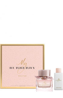 Набор: Парфюмерная вода my Burberry Blush + Лосьон для тела Burberry