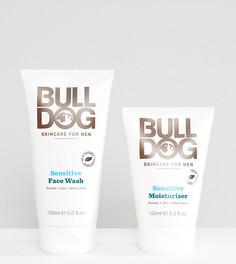 Набор из двух средств для чувствительной кожи Bulldog - Скидка 22 - Мульти