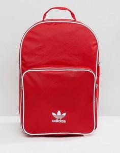 Красный рюкзак adidas Originals adicolor CW0636 - Красный