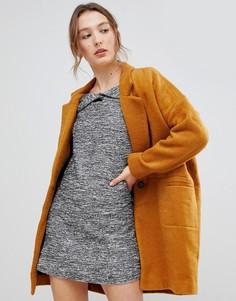 Oversize-пальто See U Soon - Желтый