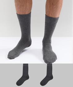 Набор из 2 пар носков Selected Homme - Серый
