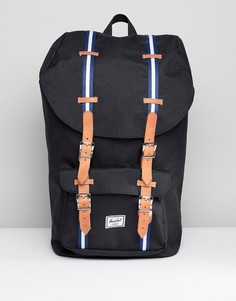Рюкзак Herschel Supply Co Little America Offset 25L - Черный