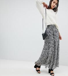Пышная юбка макси Lily and Lionel - Серый