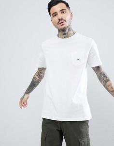 Белая футболка с логотипом на кармане Penfield - Белый
