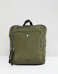 Рюкзак на молнии Cheap Monday - Зеленый