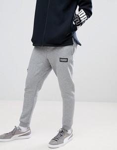 Серые джоггеры Puma Rebel 85009203 - Серый