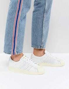 Женские кроссовки Adidas Superstar - Белый