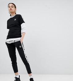 Черные спортивные штаны Puma эксклюзивно для ASOS - Черный