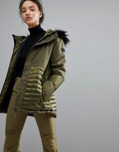 Куртка ONeill Finesse Hybrid - Зеленый Oneill