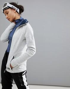 Флисовая куртка на молнии ONeill Piste - Белый Oneill