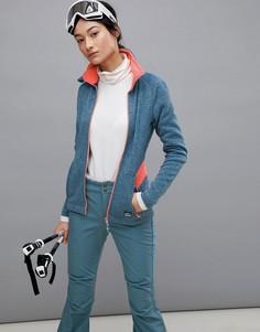 Флисовая куртка на молнии ONeill Piste - Синий Oneill