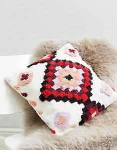 Разноцветный чехол на подушку Pimkie - Мульти