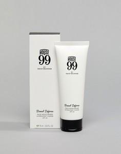 Увлажняющий крем для лица с SPF20 от House 99 Broad Defense - 75 мл - Бесцветный