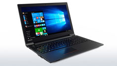 "Ноутбук LENOVO V310-15ISK, 15.6"", Intel Pentium 4405U 2.1ГГц, 4Гб, 500Гб, Intel HD Graphics 510, DVD-RW, Free DOS, 80SY03RVRK, черный"